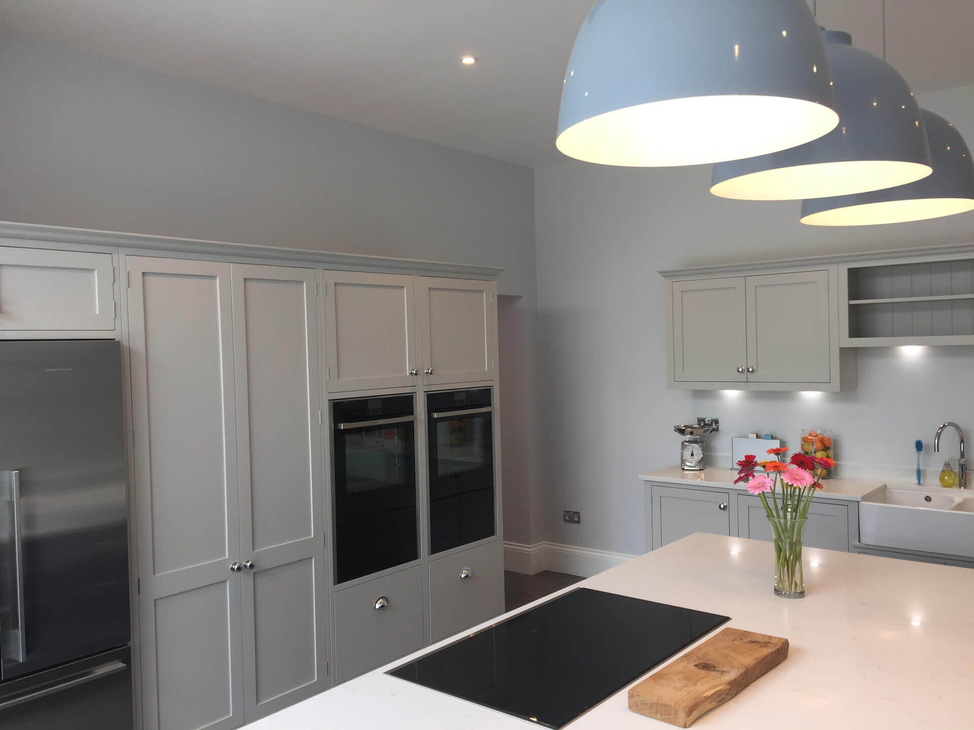 Bespoke Shaker Kitchen - Edgbaston